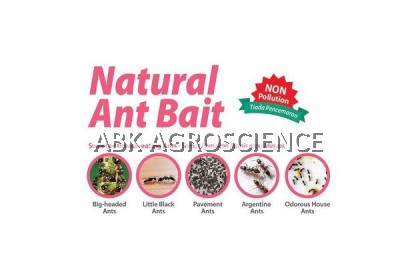 BABA MR GANICK ORGANIC NATURAL ANT BAIT (8GM)