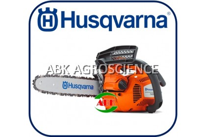 "HUSQVARNA ONE HAND CHAIN SAW T435 14"" (MADE IN SWEDEN)"