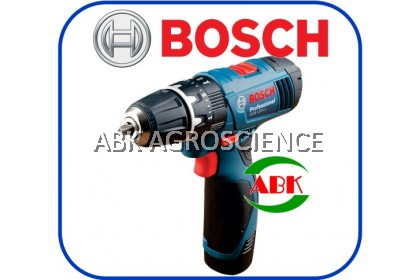 BOSCH GSR120-2-LI PROFESSIONAL CORDLESS DRILL