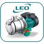 LEO SELF-PRIMING JET WATER PUMP STAINLESS STEEL - AJM75S (1HP)
