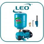 LEO JET PUMP FOR DEEP WELLS - XDPM370A (1HP)